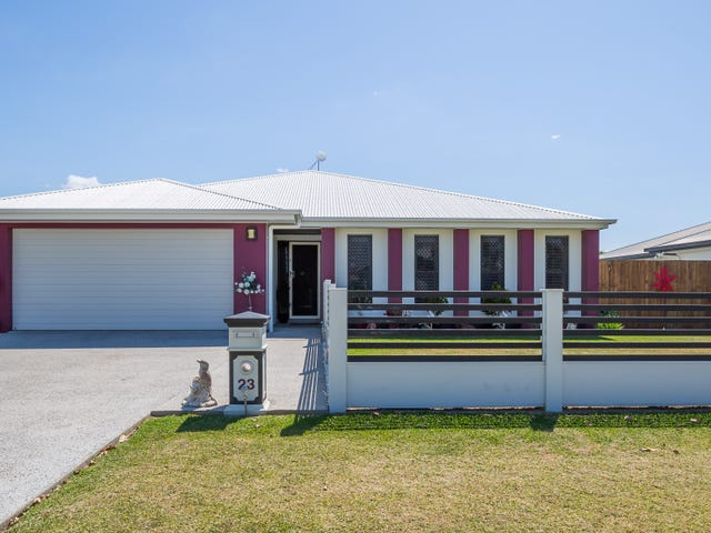 23 Firefly Crescent, Ooralea, Qld 4740