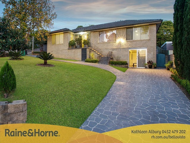 28 Blackett Drive, Castle Hill, NSW 2154