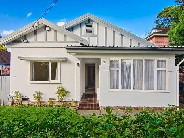 20 Edinburgh Road, Willoughby, NSW 2068