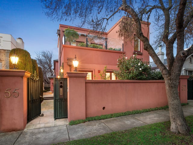 55 Washington Street, Toorak, Vic 3142