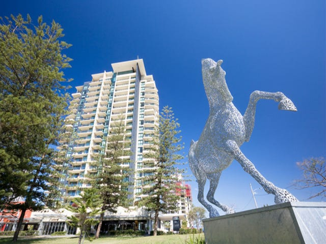 1807/2685 ''Broadbeach on the park'' GCHighway, Broadbeach, Qld 4218