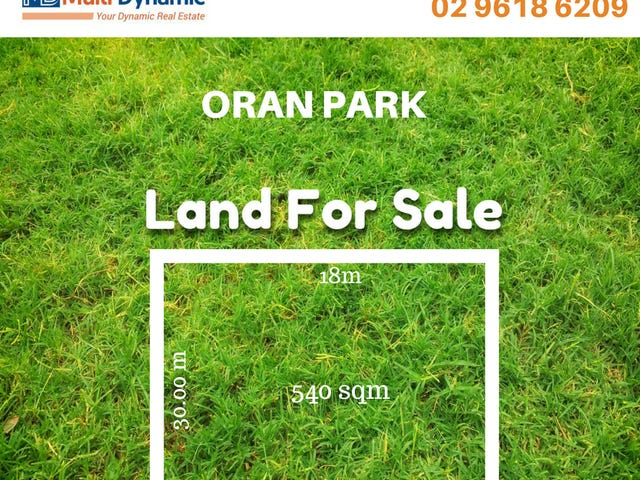 Lot 1464, 22 Toovey Avenue, Oran Park, NSW 2570