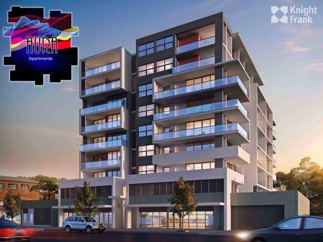 24 Flinders Street (Aura Apartments), Wollongong, NSW 2500