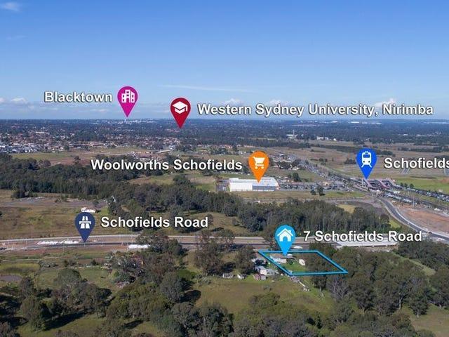 7 Schofields Road, Schofields, NSW 2762
