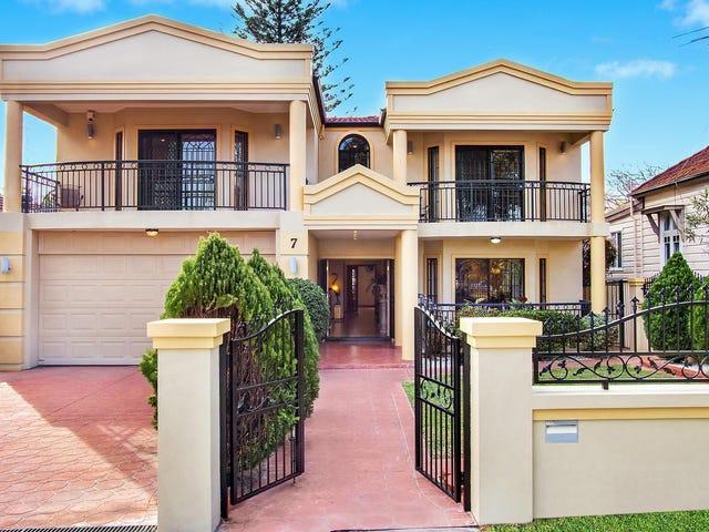 7 Rickard Road, South Hurstville, NSW 2221