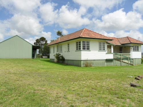 164 Greenmount Connection Road, East Greenmount, Qld 4359