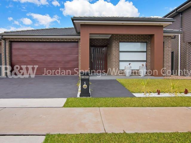 5 Xavier Crescent, Jordan Springs, NSW 2747