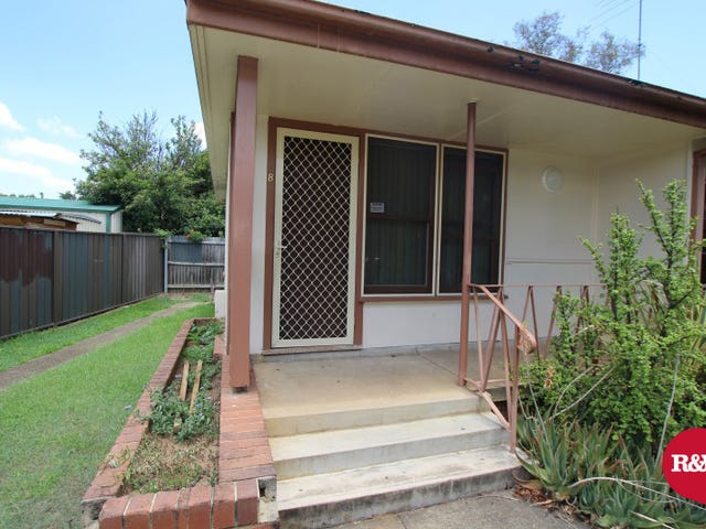 8/20 Griffiths Street, North St Marys, NSW 2760
