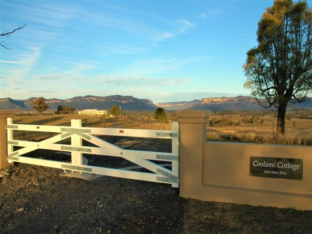 Glen Alice, address available on request