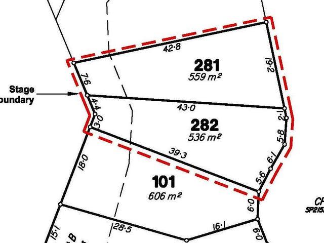 L 281 & 282 Lemau Court, Jubilee Pocket, Qld 4802
