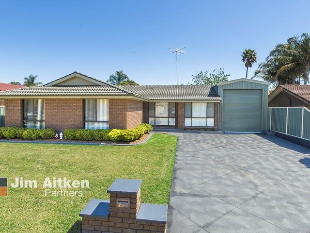 7 Witcom Street, Cranebrook, NSW 2749