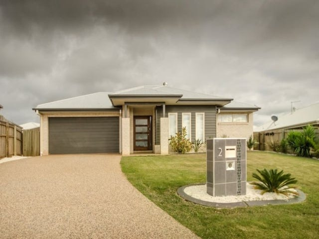 2 Minack Court, Highfields, Qld 4352