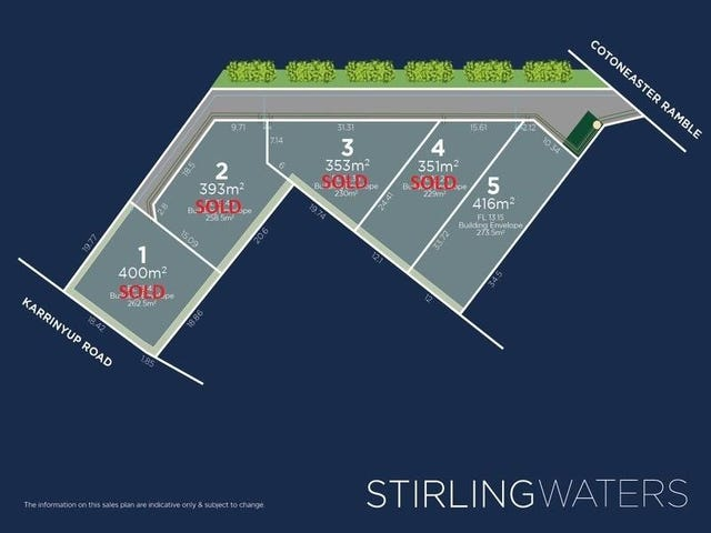 Lot 5, 52 Cotoneaster Ramble, Stirling, WA 6021
