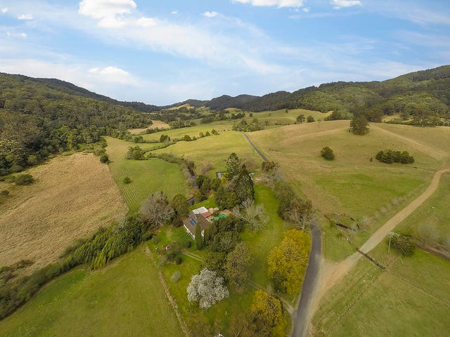 Upper Orara, address available on request