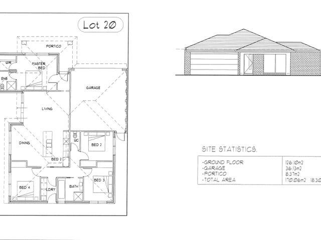 Lot 20 Sandstone Circuit, Carrum Downs, Vic 3201