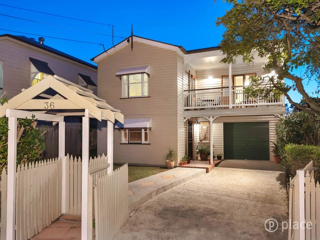 36 Hawthorn Terrace, Red Hill, Qld 4059