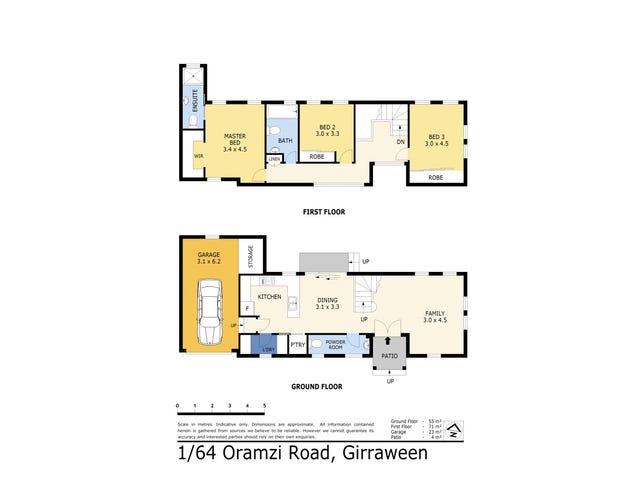 64 Oramzi Rd, Girraween, NSW 2145
