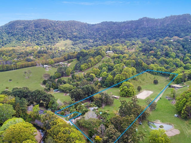 1186 Currumbin Creek Road, Currumbin Valley, Qld 4223