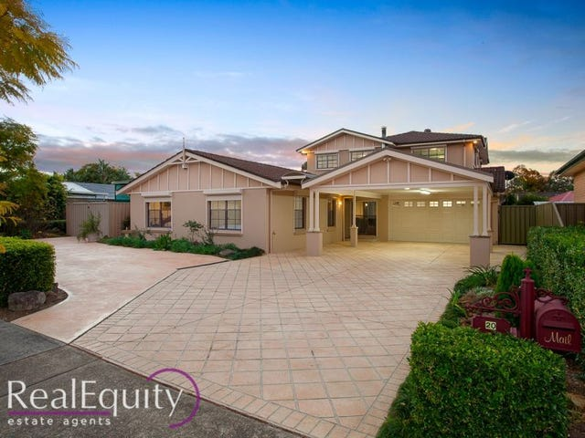 20 Rugby Crescent, Chipping Norton, NSW 2170
