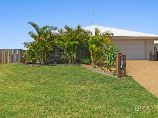 7 Falcon Crescent, Zilzie, Qld 4710
