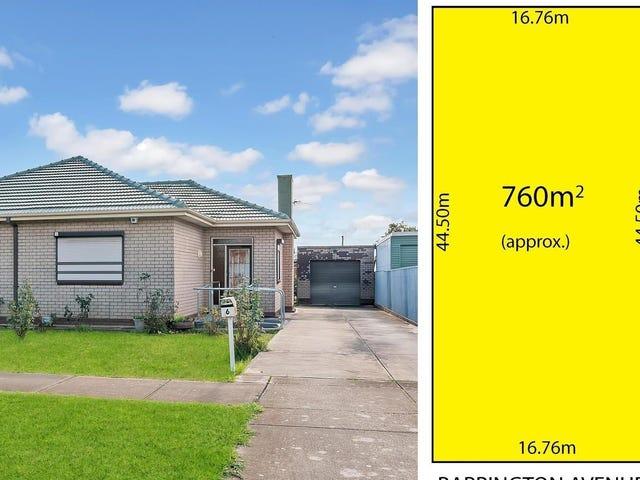 6 Barrington Avenue, Enfield, SA 5085
