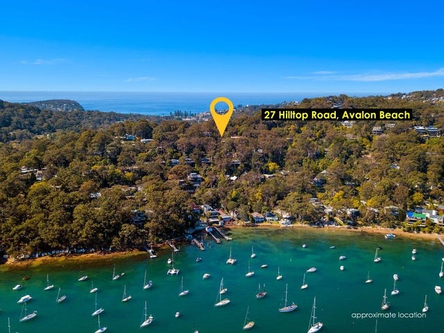 27 Hilltop Road, Avalon Beach, NSW 2107