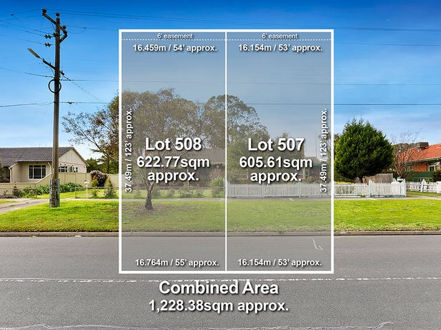 186 & 188 Liberty Parade, Heidelberg West, Vic 3081