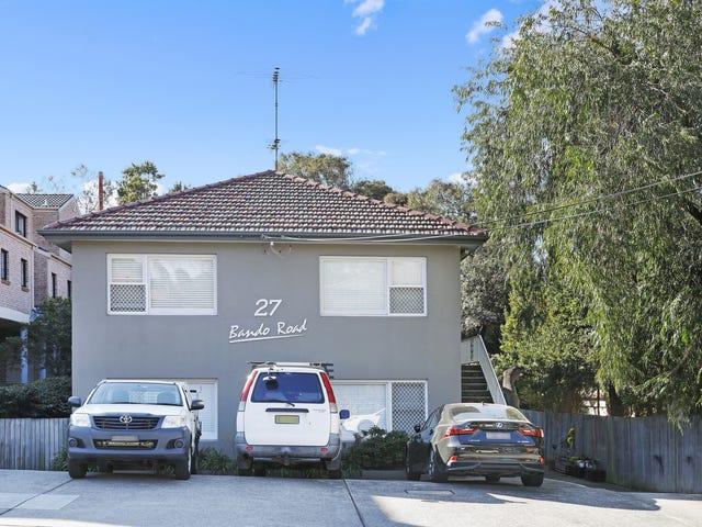 3/27 Bando Road, Cronulla, NSW 2230