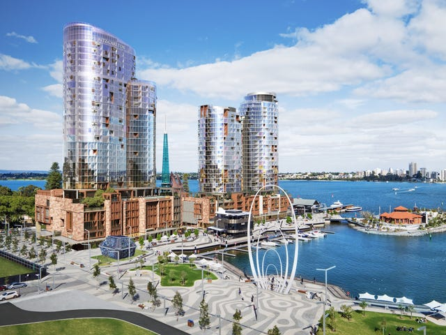 1 Riverside Dr, Perth WA 6000, Perth, WA 6000