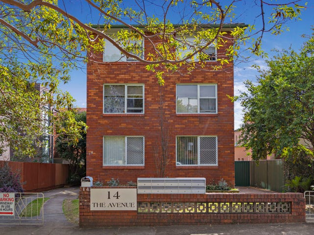 5/14 The Avenue, Ashfield, NSW 2131