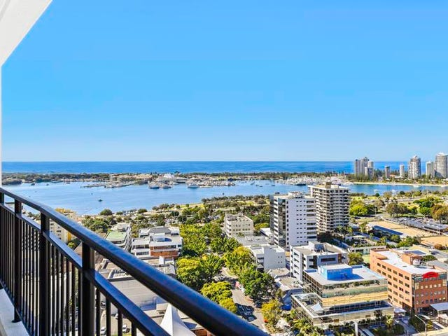 22003/56 Scarborough Street, Southport, Qld 4215