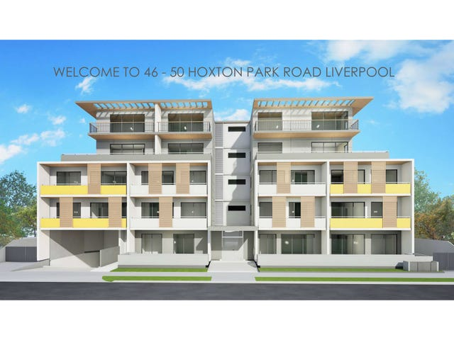 201/46-50 Hoxton Park Road, Liverpool, NSW 2170