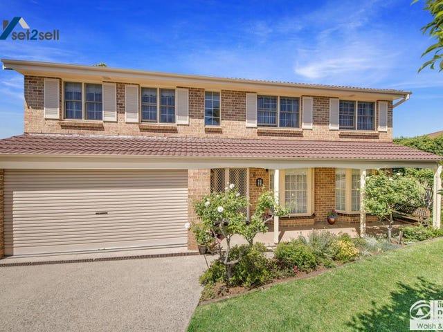 10 Woolisia Place, Baulkham Hills, NSW 2153