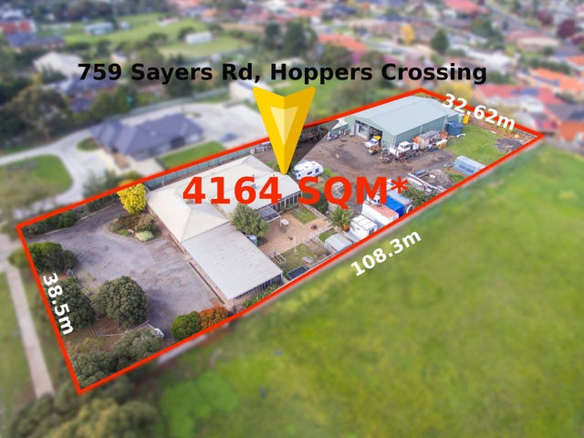 759 Sayers Road, Hoppers Crossing, Vic 3029