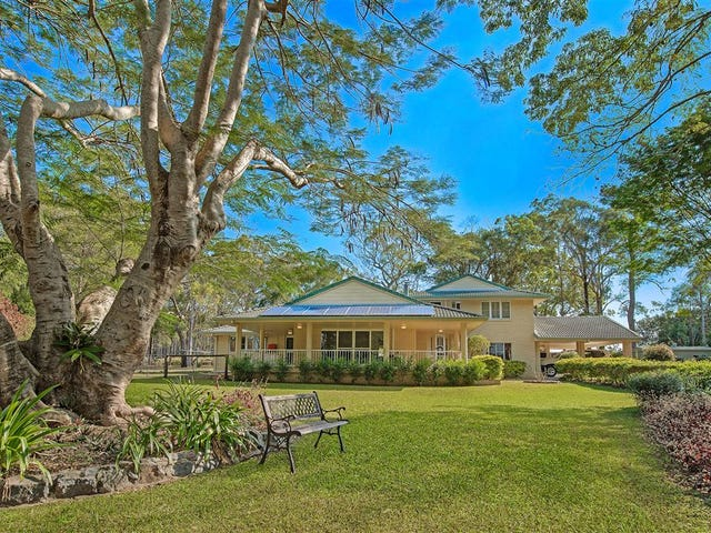 58 Mountain Vista Drive, Glass House Mountains, Qld 4518