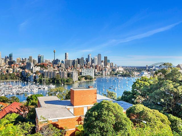 3/99 Darling Point Road, Darling Point, NSW 2027