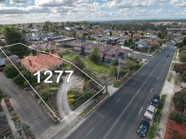 27 Lower Plenty Road, Rosanna, Vic 3084