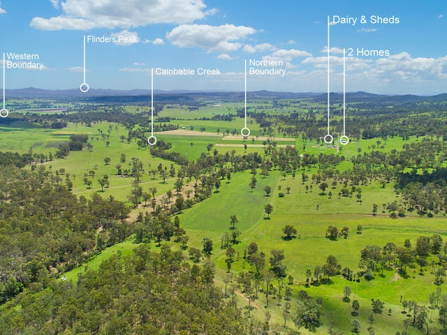 269 Cainbable Creek Road, Nindooinbah, Qld 4285