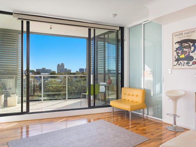 601/11A Lachlan Street, Waterloo, NSW 2017