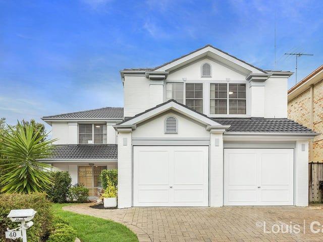 40 Marie Avenue, Glenwood, NSW 2768