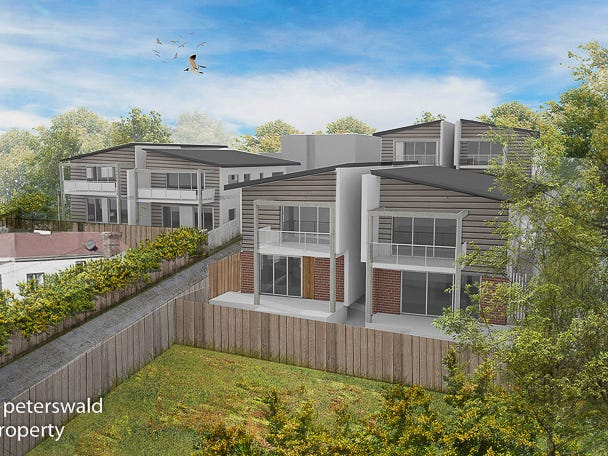 1-4/12a Bellevue Parade, New Town, Tas 7008