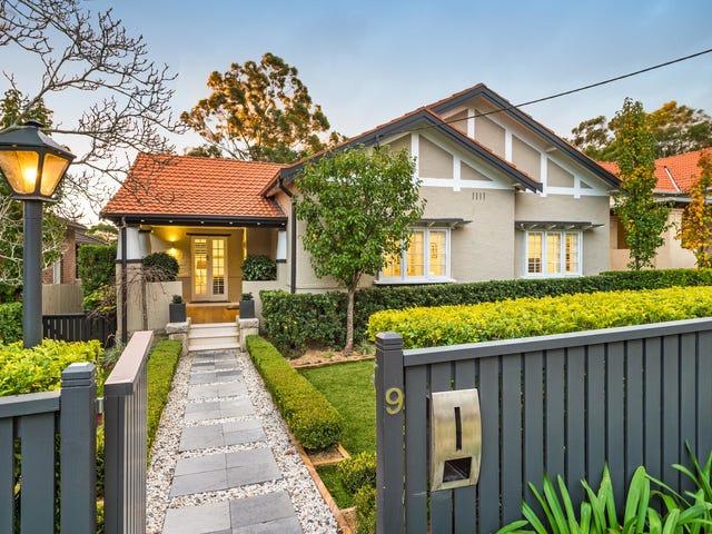 9 Paradise Avenue, Roseville, NSW 2069