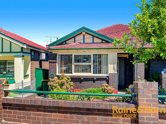 293 GREAT NORTH ROAD, Five Dock, NSW 2046