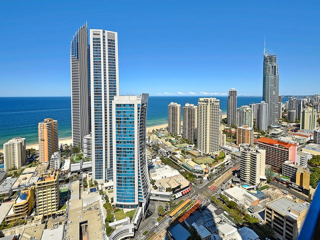 2371/9 Mantra Circle on Cavill Ferny Avenue, Surfers Paradise, Qld 4217