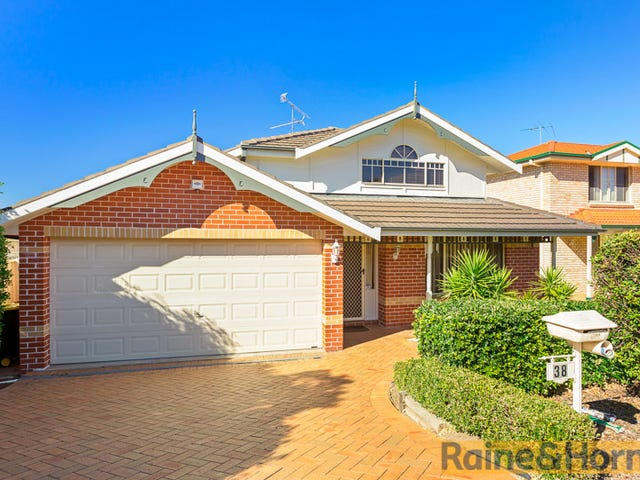 38 Diamond Avenue, Glenwood, NSW 2768