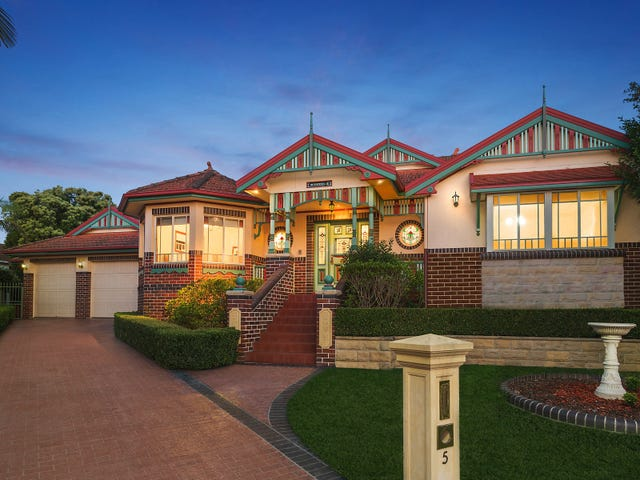 5 Barrow Close, Green Valley, NSW 2168