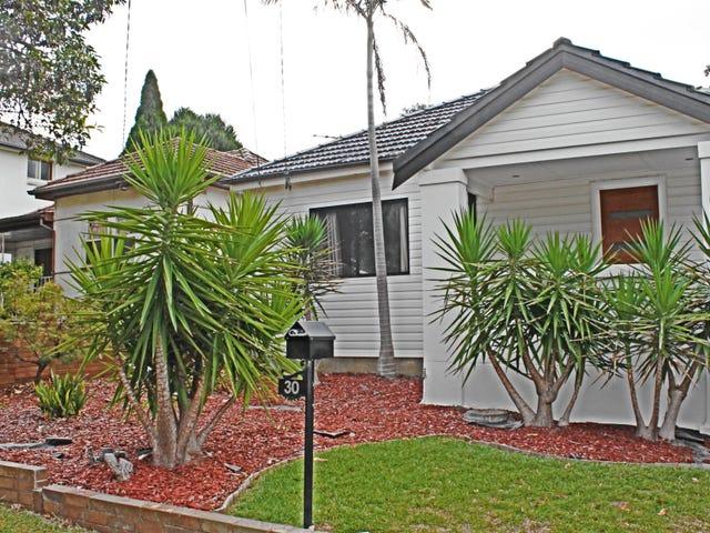 30 Karuah Street, Greenacre, NSW 2190