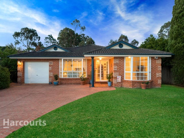 33 Brushwood Drive, Rouse Hill, NSW 2155