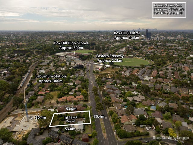 40 and 40a Whitehorse Road, Blackburn, Vic 3130