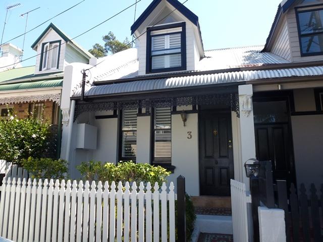 3 Victoria Place, Paddington, NSW 2021